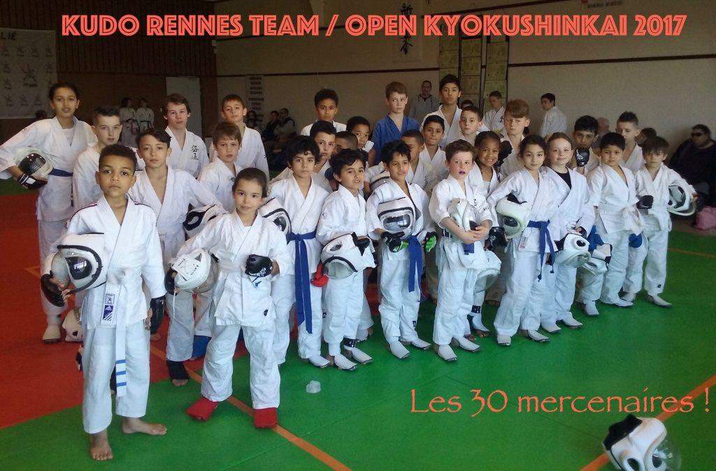 Open KYOKUSHINKAI 2017