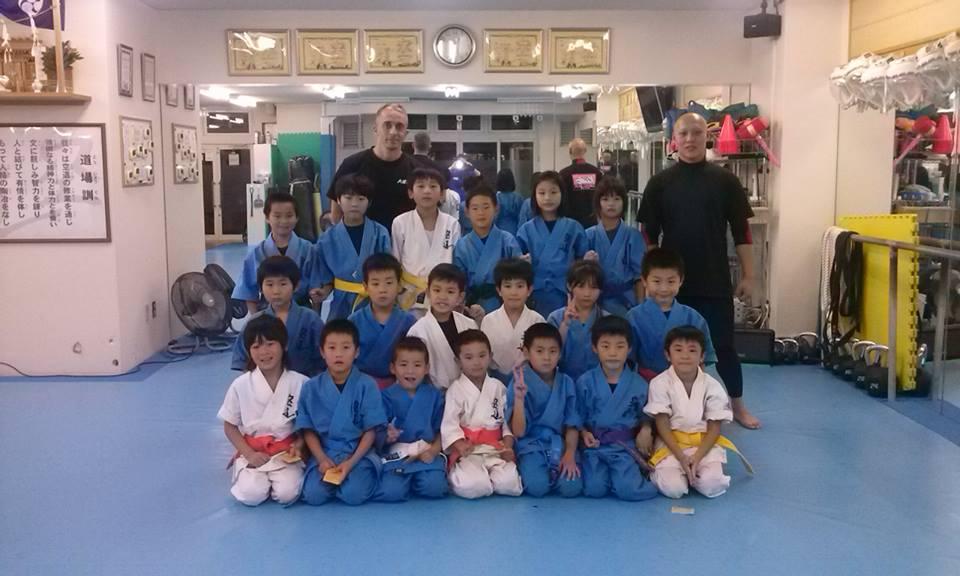 Ko-To 2014, avec Kiroki Sensei